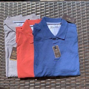 Bundle 3 Tasso Elba Polo T-shirt